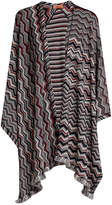 Missoni Wool Cape