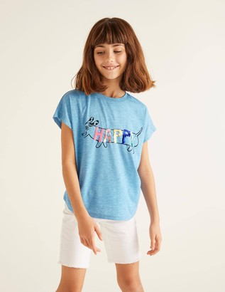 Sequin Change T-shirt