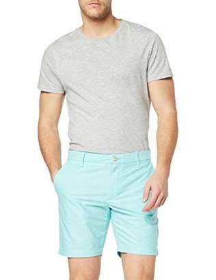 Izod Men's Breeze Oxford Short (Blue Radiance 477)