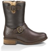 UGG Womens Chaney Brown Leather Boots 37 EU