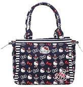 Ju-Ju-Be Be Classy Structured Handbag Diaper Bag - Hello Kitty Out to Sea