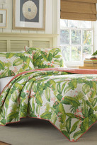 Tommy Bahama Aregada Dock Full/Queen Quilt & Sham 3-Piece Set - Ecru