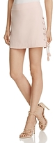 Rebecca Minkoff Dylan Lace-Up Skirt - 100% Exclusive