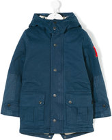 Little Marc Jacobs hooded parka