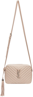 Saint Laurent Pink Lou Camera Bag