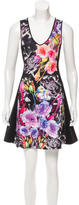 Clover Canyon Floral Printed Dress