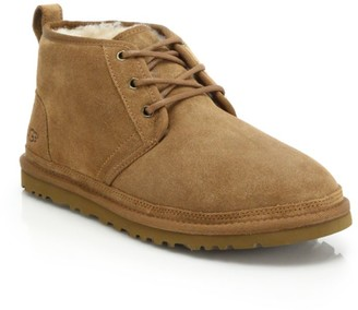 Men's Neumel UGGpure-Lined Suede Chukka Boots