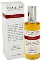 Demeter by Cranberry Cologne Spray 4 oz (Women)