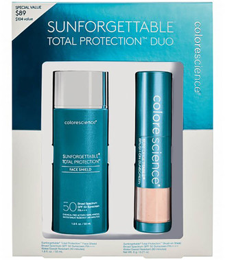 Colorescience Sunforgettable Total Protection Duo Kit SPF50