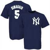 Majestic Men's New York Yankees Cooperstown Player Joe DiMaggio T-Shirt