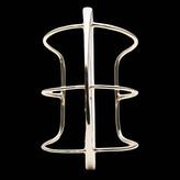 Alexis Bittar Liquid Gold Shield Cuff Bracelet