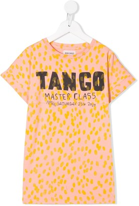 Bobo Choses leopard print T-shirt