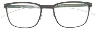 Mykita Square Frame Optical Glasses