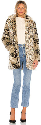 Apparis Sydney Faux Fur Coat