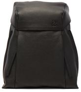 Loewe T Small Backpack in Black.