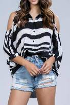 Ark & Co Could Stripes Top