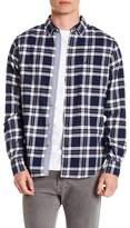 Nautica Plaid Slim Fit Shirt