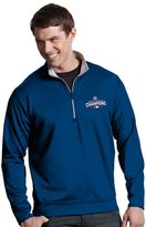 Antigua Men's Chicago Cubs 2016 World Series Champions Leader Pullover