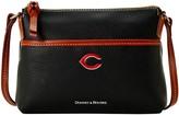 Dooney & Bourke MLB Reds Ginger Crossbody