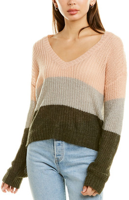 Wildfox Couture Felicity Wool-Blend Sweater