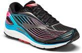 Brooks Women's Transcend 4 Running Shoe (BRK-120239 1B 3788370 8 BLK/PNK/TEA)