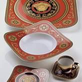 Rosenthal Meets Versace Medusa Red Platter, 15.75