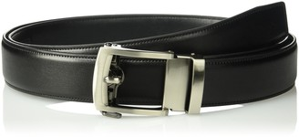 Exact Fit Men's 1.3 in Perfect Fit Adjustable Ratchet Belt