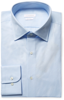 J. Lindeberg Daniele CA Royal Oxford Dress Shirt