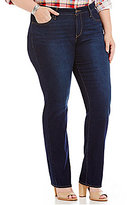 Levi's Plus 314 Shaping Straight Leg Jeans