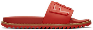Fendi Red Vocabulary Slides