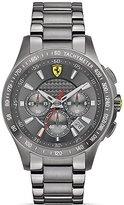 Ferrari Men's Grey Ion 0830096 Stainless-Steel Quartz Watch
