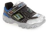 Skechers Boy's 'Hot-Lights Adventure!' Flashlight Sneaker