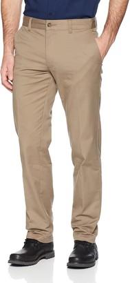 Dickies Men's Regular FIT Flex Khaki Pant