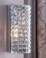 Horchow Crystal Dome Sconce
