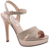 Nina Shara Glittery Platform Sandals