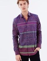Scotch & Soda India Inspired Printed Shirt