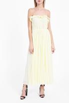 ADAM by Adam Lippes Pleated Dress