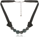 Swarovski Pin-up Indicolite Small Necklace