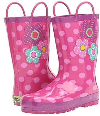 Western Chief Flower Cutie Rain Boot (Toddler/Little Kid/Big Kid)