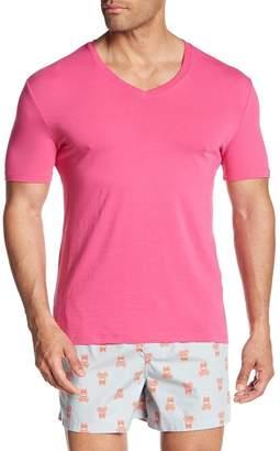 Psycho Bunny Brights V-Neck Lounge T-Shirt