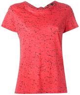 Proenza Schouler splatter print T-shirt - women - Cotton - XS