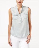 Calvin Klein Jeans Sleeveless Denim Top