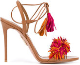 Aquazzura 'Wild Thing' sandals - women - Leather/Suede - 35.5
