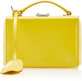 Mark Cross Brush Off Grace Mini Box Bag