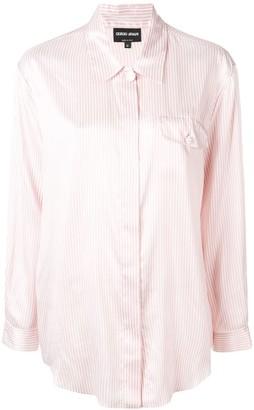 Giorgio Armani Striped Shirt