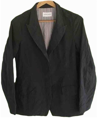 Tsumori Chisato Black Cotton Jacket for Women