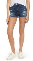 Hudson Women's Soko High Rise Denim Cutoff Shorts