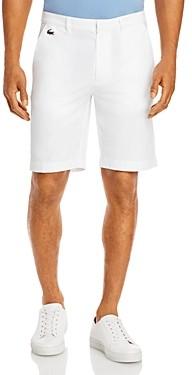 Lacoste Sport Lightweight Solid Stretch Bermuda Shorts