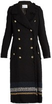 Sonia Rykiel Cotton-blend textured coat