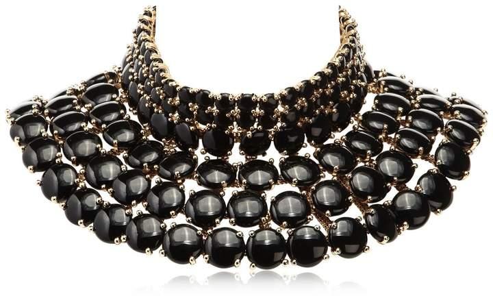 Rosantica Tempo Onyx Necklace